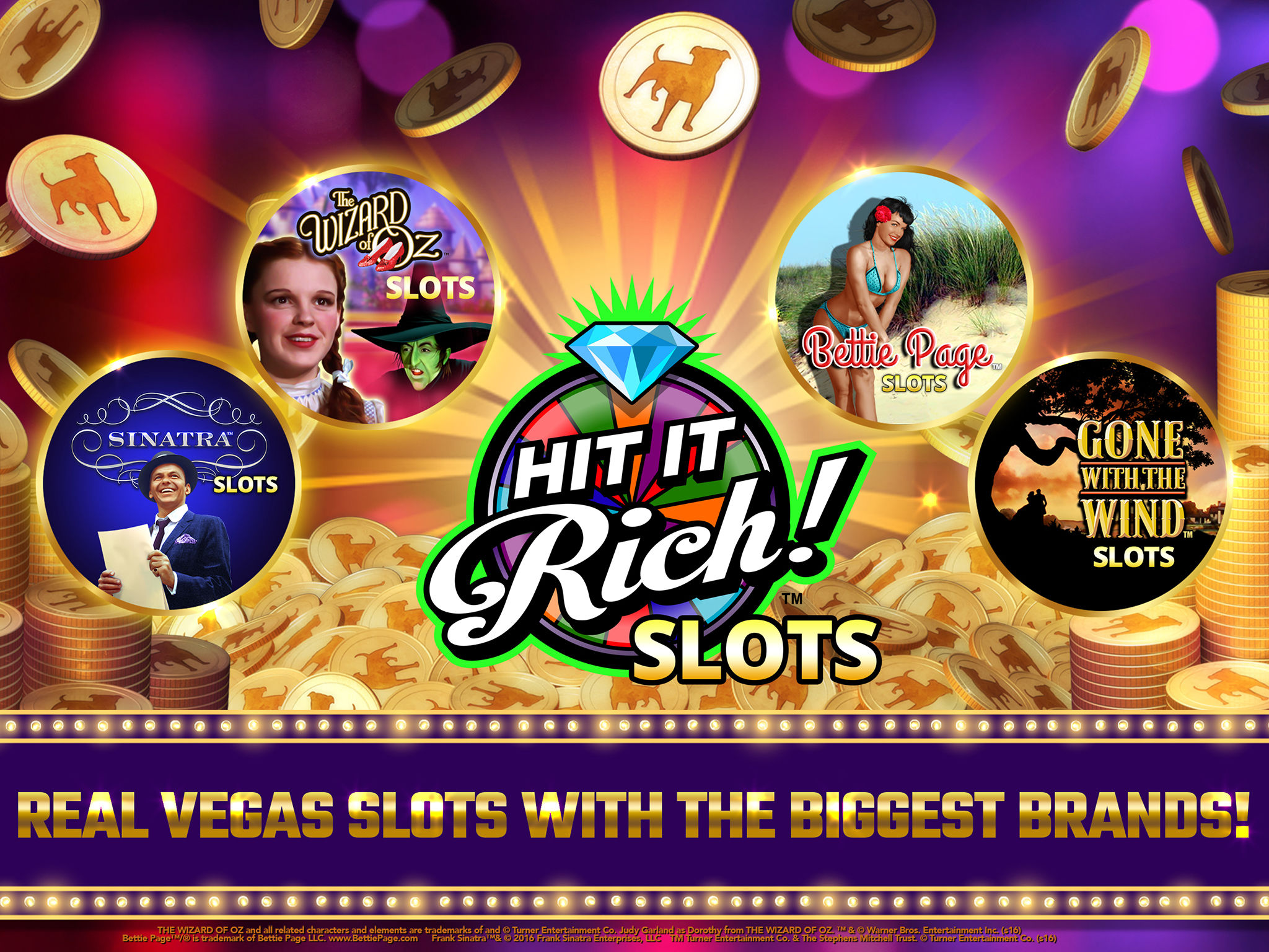 Hit it rich casino slot, des informations utiles