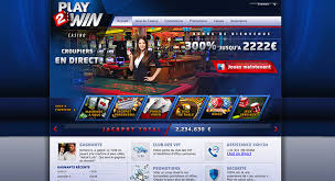 avis casino play2win