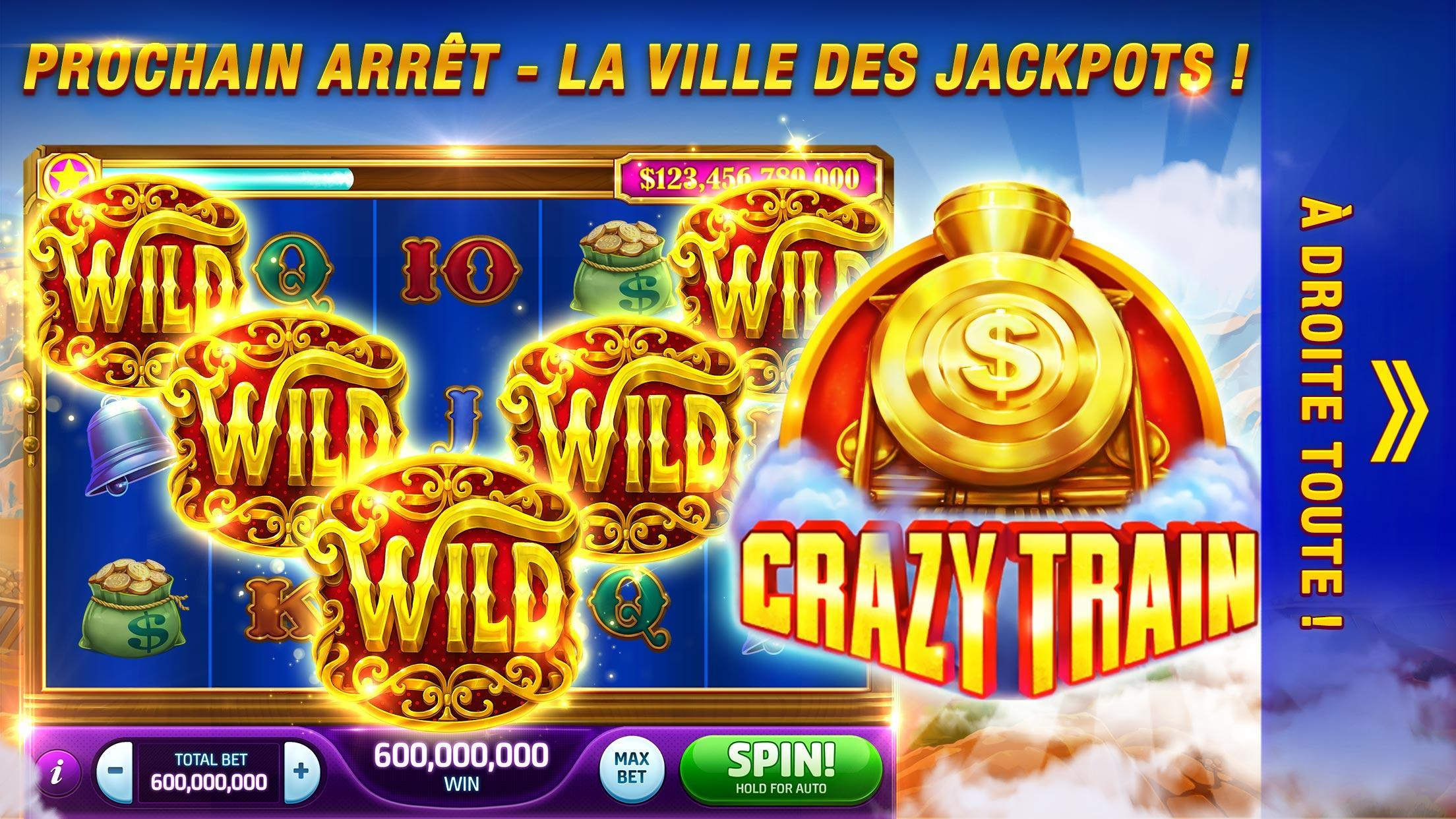avis casino crazy fortune