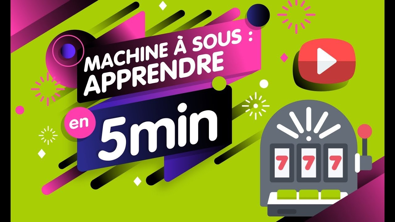 gagner machine a sous